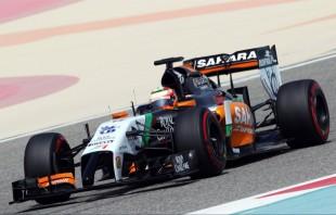f1 essais 2014